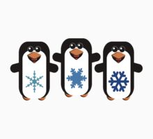 PENGUINS 1(KIDS) by peter chebatte