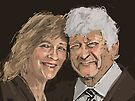 Loraine & Trevor by Nigel Silcock