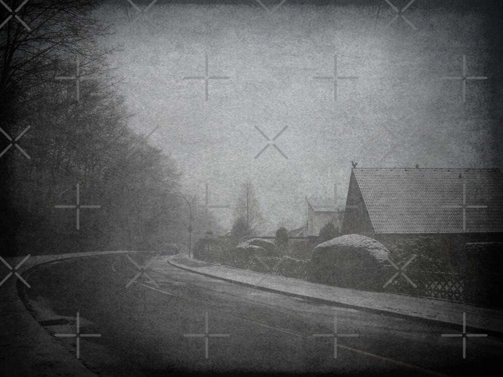 Winter Village by Denise Abé