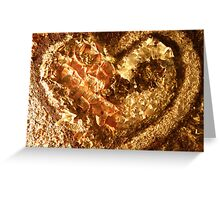 LOVE NATURE COLLECTION - HEART OF NATURE 1 CAPTURE Greeting Card