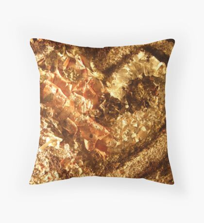LOVE NATURE COLLECTION - HEART OF NATURE 1 CAPTURE Throw Pillow