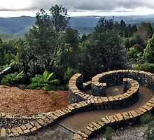 Mount Tomah Botanical Gardens by STEPHEN GEORGIOU