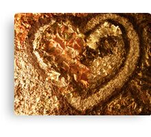 LOVE NATURE COLLECTION - HEART OF NATURE 3 TAKE ME Canvas Print