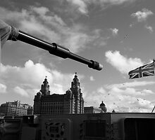 Guns Of Liverpool by Christopher Ryan