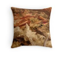 LOVE NATURE COLLECTION - HEART OF NATURE 8 WATCH ME Throw Pillow