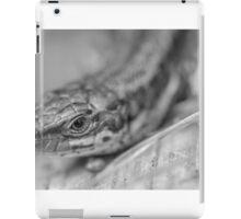 Common Lizard iPad Case/Skin