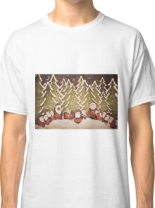 Christmas Assembly Classic T-Shirt
