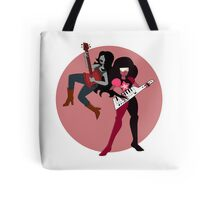 Ancient Bad @$$ Women Rocking Out Tote Bag