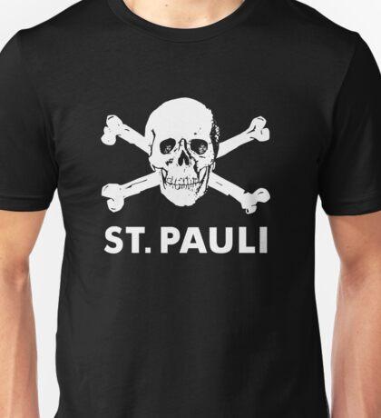ST PAULI FOOTBALL CLUB Unisex T-Shirt