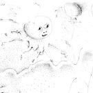 The Magical BOND - detail #3 by Gili Orr