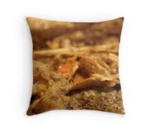 LOVE NATURE COLLECTION - HEART OF NATURE 11 SMELL ME Throw Pillow