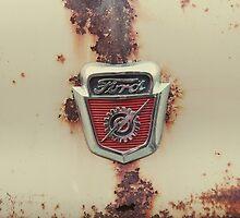 Ford Emblem by mcclainstudio