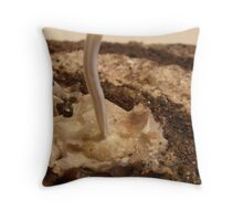 LOVE NATURE COLLECTION - HEART OF NATURE 16 WATCH ME GROW Throw Pillow
