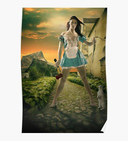 Living Next Door to Alice Poster