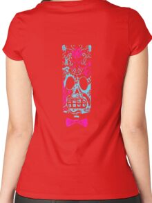 Calavera Miami Women's Fitted Scoop T-Shirt
