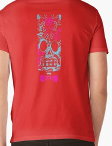 Calavera Miami Mens V-Neck T-Shirt