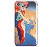 Le rouge. iPhone Case/Skin