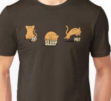 Cats: Eat, Sleep, Prey Unisex T-Shirt