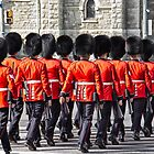 Changing Of The Guard by Lynne Morris