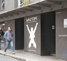 Wall of Fame by Risteárd Ó' hAllmhuráin