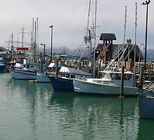 FISHERMANS WHARF by fsmitchellphoto