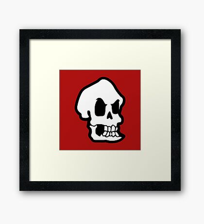 The evil Murray (Monkey Island 3) Framed Print