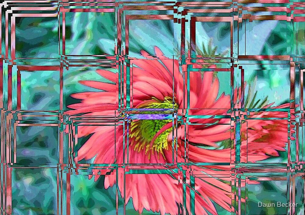 Window to my world!!! © by Dawn M. Becker