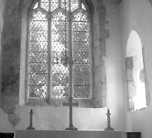 St. Martins on the Walls, Wareham, Dorset, England by Patty Gross