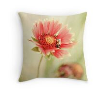 One of the secrets of life  Throw Pillow