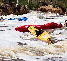 Canoe 482, 599, 689 by Kee Seng FOO