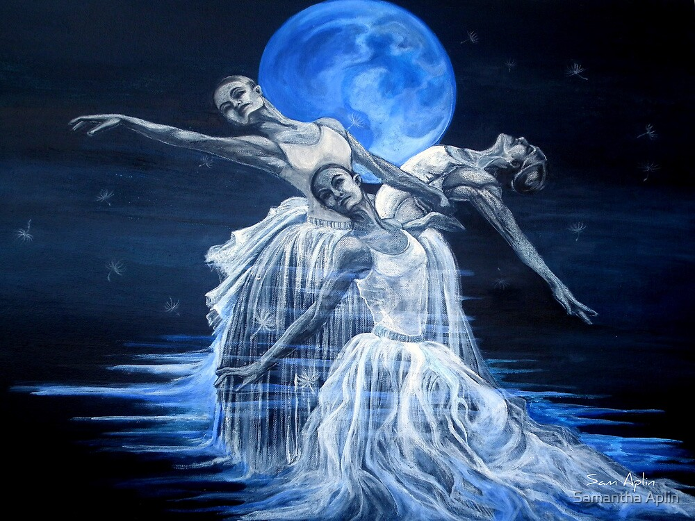 Moondance by Samantha Aplin