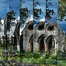 Mausoleum on the Kinlochleven Road by cuilcreations