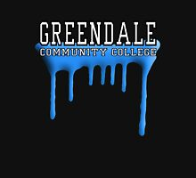 Community - Greendale Paintball Blue Unisex T-Shirt