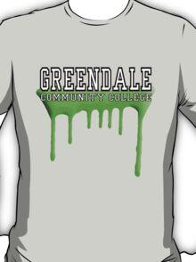 Community - Greendale Paintball Green T-Shirt