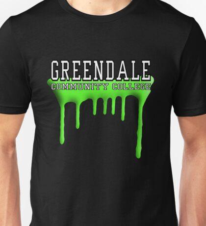 Community - Greendale Paintball Green Unisex T-Shirt