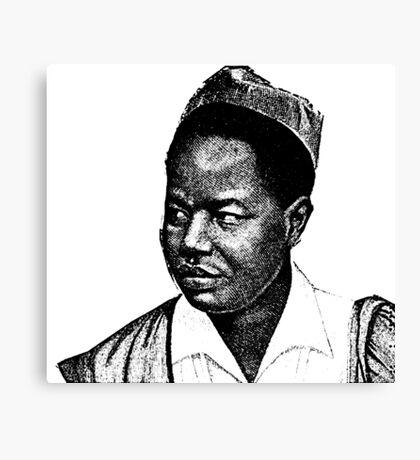 Ahmadou Ahidjo-Cameroon Canvas Print