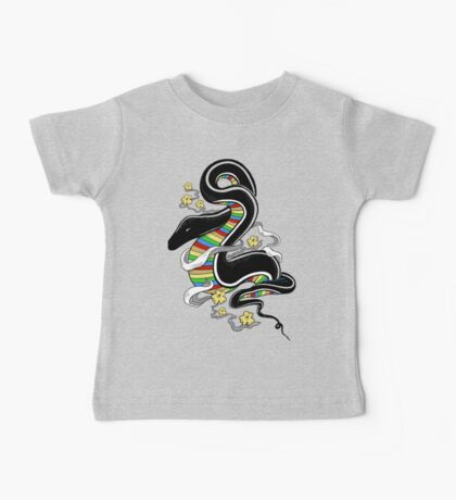 Many Colors Baby Tee