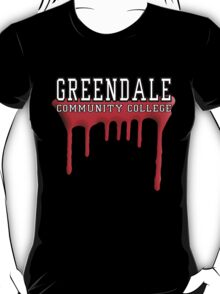 Community - Greendale Paintball Red T-Shirt