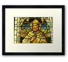 Saint Patrick Framed Print
