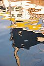 Yacht Reflections 2 by Leon Heyns