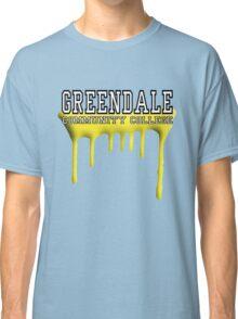 Community - Greendale Paintball Yellow Classic T-Shirt