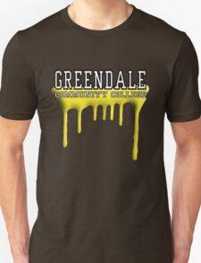 Community - Greendale Paintball Yellow Unisex T-Shirt