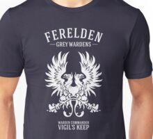 Grey Wardens - Warden Commander (light) Unisex T-Shirt