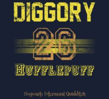 Diggory Quidditch Jersey by state299