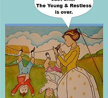 """Anti-""""Helicopter Parenting"""" to watch Y & R by TippyToes"""