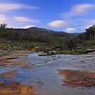 Beraking Brook - Western Australia  by EOS20