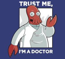 Zoidberg Doctor Who by Titius