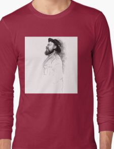 Nathaniel Rateliff and the Night Sweats Long Sleeve T-Shirt
