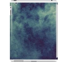 Smoke Texture with Paper Texture 3 iPad Case/Skin