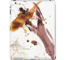 Oil and Water #61 iPad Case/Skin
